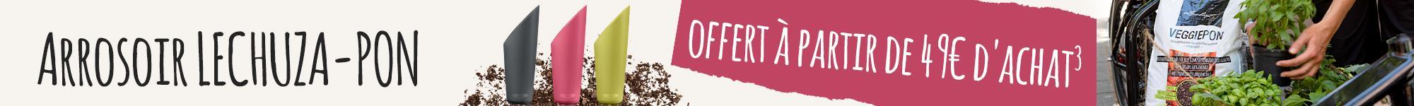Arrosoir LECHUZA-PON offert à partir de 49€ d'achat