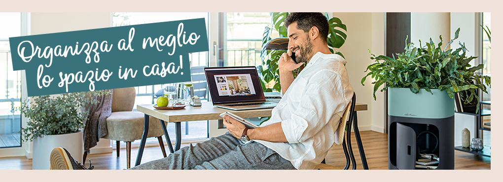 PILA: Organizza al meglio lo spazio in casa!