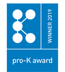Winner of the Pro-K Award 2019