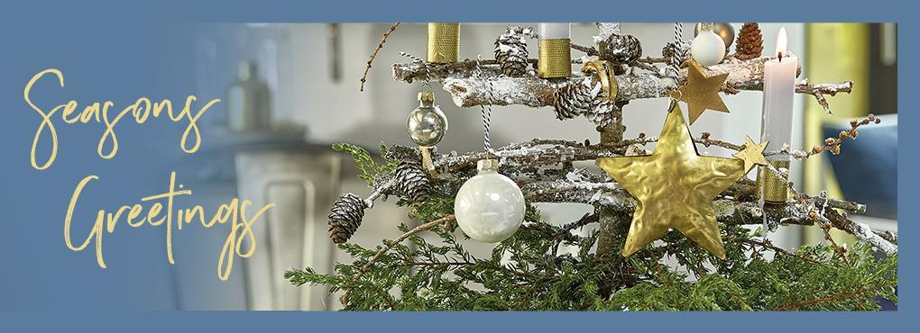 Идеи декора на Новый год и Рождество