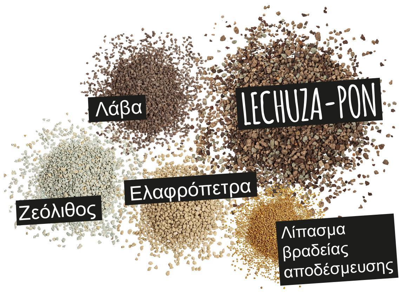 'LECHUZA-PON: Λάβα