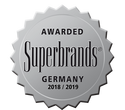 Winner of the Superbrand Award 2018/19