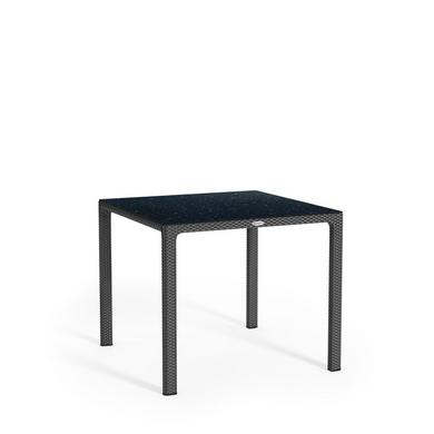 Small dining table with HPL tabletop