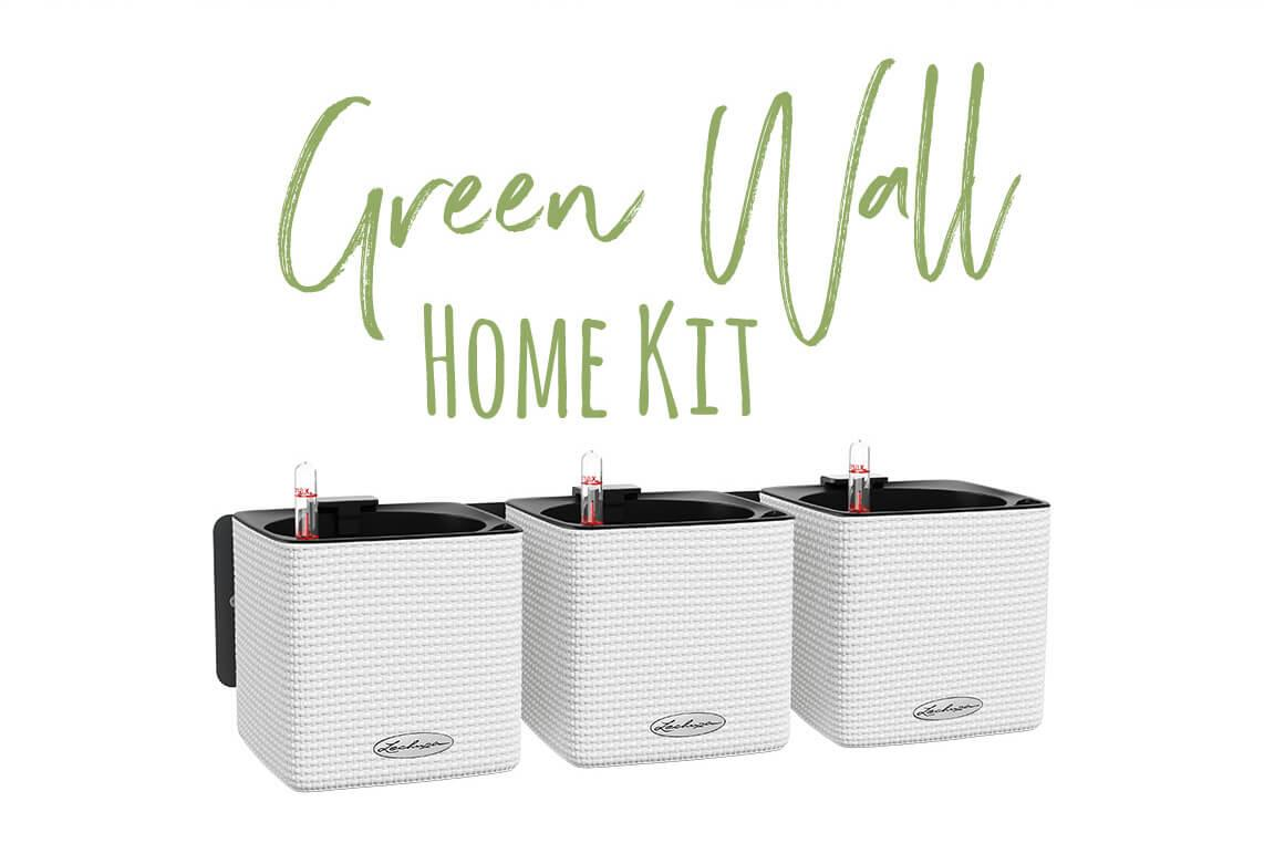 Green Wall Home Kit Color