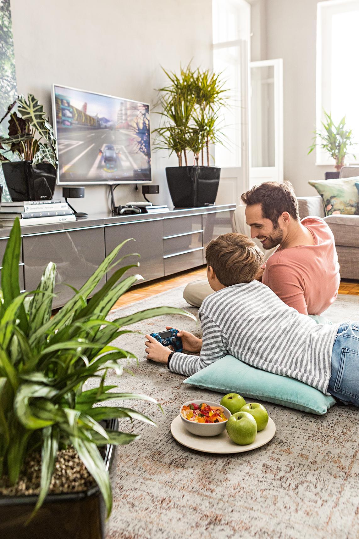 Αέρας αναζωογόνησης στο σπίτι σας με LECHUZA Quadro