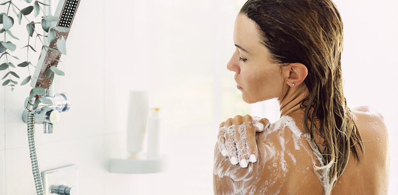 Piante per la doccia