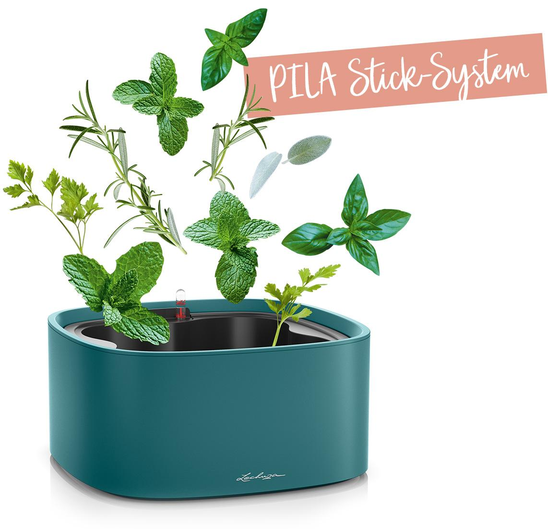 PILA Stick-System empfohlen für Kräuter