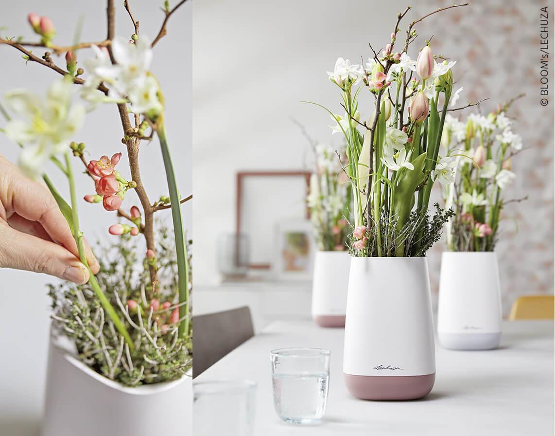 Gestecke in der YULA Flower Vase