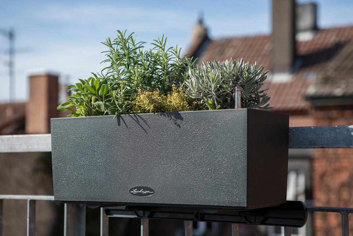 Vasi Per Piante Da Terrazzo urban gardening - per il tuo balcone e il terrazzo | lechuza