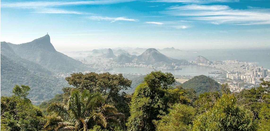 Vue de Rio de Janeiro