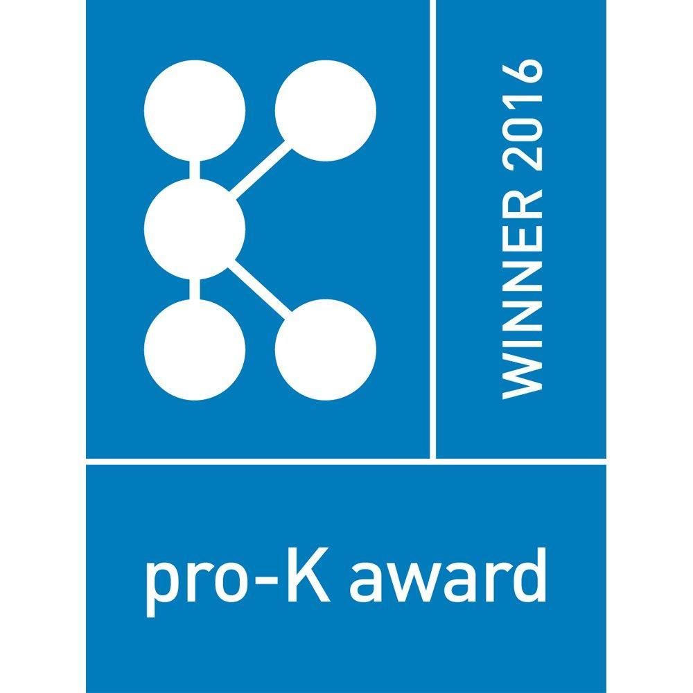 Pro-K Award Winner