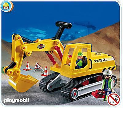 3001-A Baggerlader detail image 1