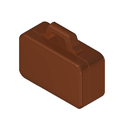 30022740_sparepart/SUITCASE: BROWN III