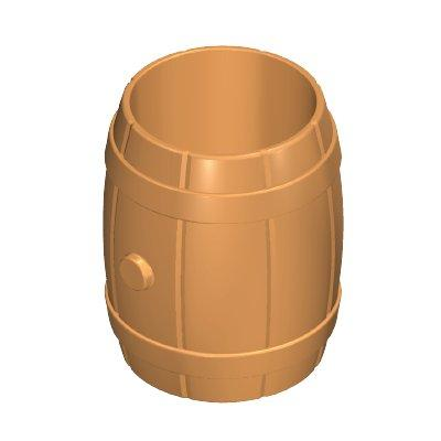 30023780_sparepart/BARREL: LIGHT BROWN II