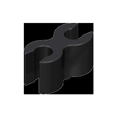30025190_sparepart/Clip noir double