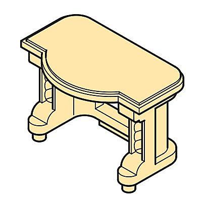 30025382_sparepart/Tisch-Frisiertisch