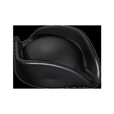 30026020_sparepart/HAT, TRICORNE BLACK