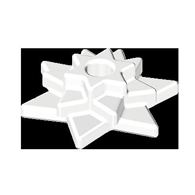 30026840_sparepart/WATERLILY BLOSSM WHITE