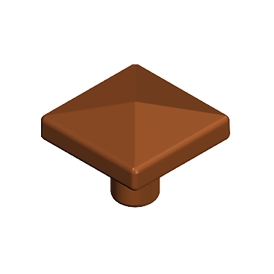 30027432_sparepart/Pile end 3,6 brown mold no. 4295140