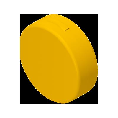 30029910_sparepart/GLASS LAMP:DIVER,YELLOW