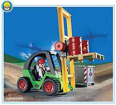 3003-A Gabelstapler detail image 1