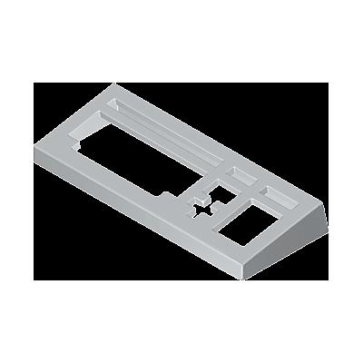 30032350_sparepart/Boîtier de clavier d'ordinateur