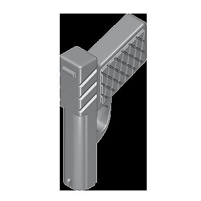 30033160_sparepart/pistol: silver