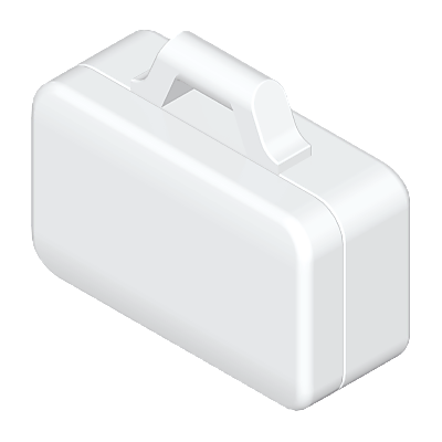 30033550_sparepart/SUITCASE: WHITE III