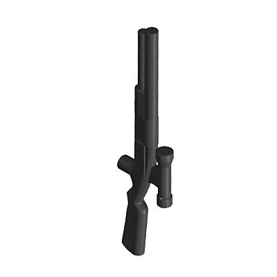 30036820_sparepart/RIFLE WITH SCOPE BLACK