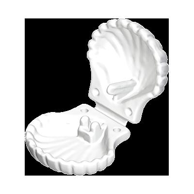 30043560_sparepart/SHELL: CREAM WHITE.