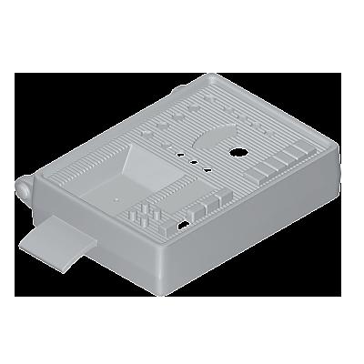 30045110_sparepart/CASE: ECG  GREY.