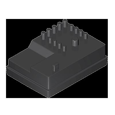 30045120_sparepart/CHASSIS: ECG, BLACK.
