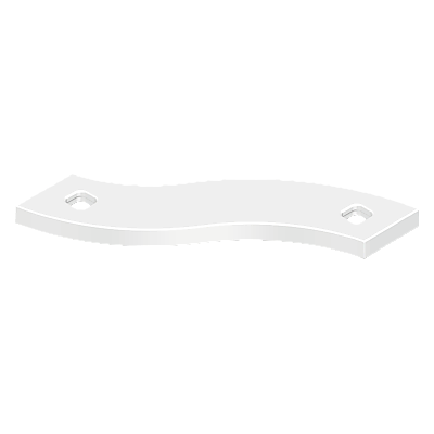 30047352_sparepart/Regal geschwungen 155-Deckel
