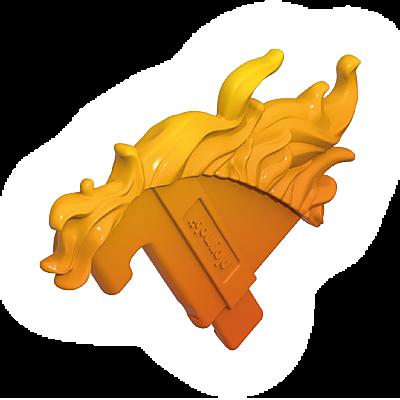30048183_sparepart/Feuerpferd-Mähne
