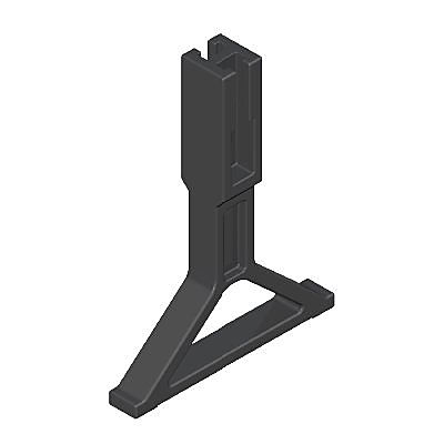 30051760_sparepart/STAND:WARNING BARRIER,BLK