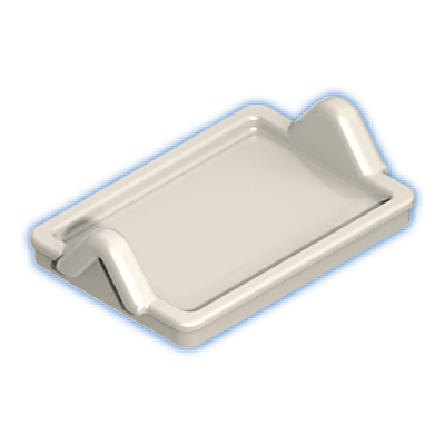 30053903_sparepart/TRAY WITH SIDE HANDLES