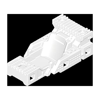 30063342_sparepart/Chassis blanc de la voiture II