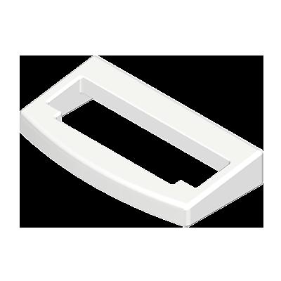 30063372_sparepart/Encadrement clavier de PC