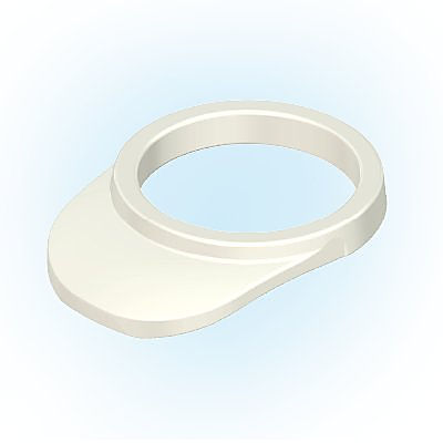 30069800_sparepart/VISOR: EYES  WHITE