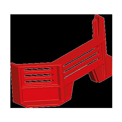 30071032_sparepart/Structure grillagée arrière véhicule