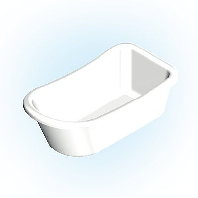30071700_sparepart/bath:white.