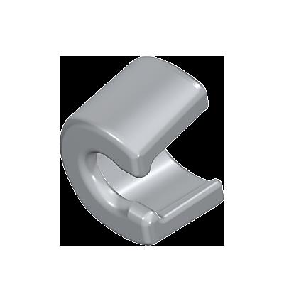 30072470_sparepart/CUFFS: II ARM  SILVER