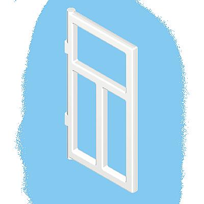 30081502_sparepart/Battant de fenêtre - écurie