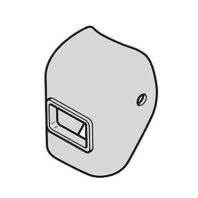 30081640_sparepart/MASK: WELDER  GREY