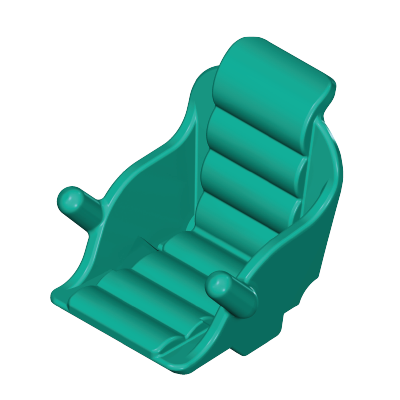 30081912_sparepart/Rollstuhl-Sitz-Kind II