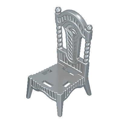 30086982_sparepart/Chair III light silver