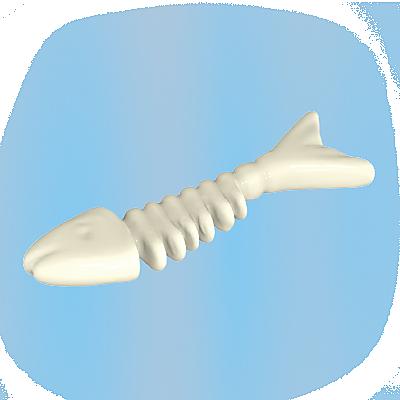 30095540_sparepart/BONES: FISH  IVORY