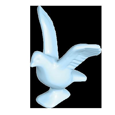 30096270_sparepart/PIGEON: FLYING, DI.BLU.