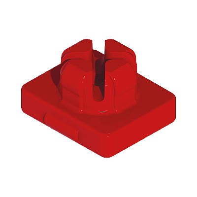 30096900_sparepart/X-PIN (SQUARE) RED