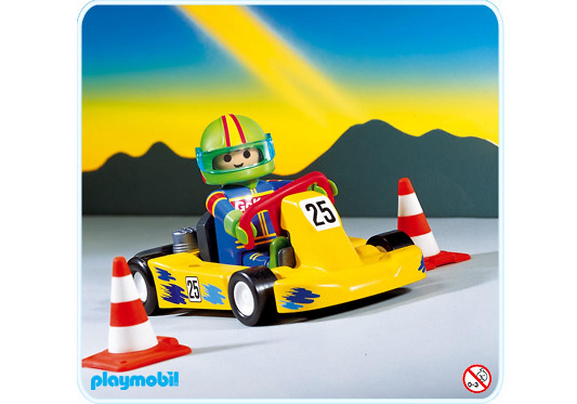 3013-A Go-Kart-Gelb zoom image1